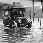Cleveland: Flood, C1913 Poster