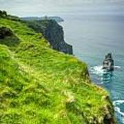 Cliff Of Moher 25 Poster