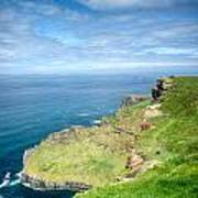 Cliff Of Moher 27 Poster