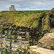 cliffs of Moher 40 Poster