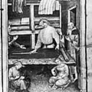 Cloth Merchant Poster