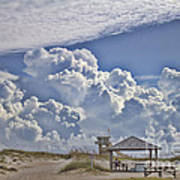 Cloud Merge Poster