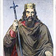 Clovis (c466-511) Poster