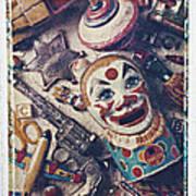 Clown Bank Poster