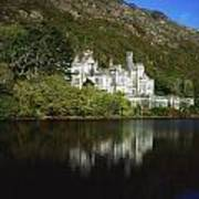 Co Galway, Kylemore Abbey Poster
