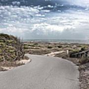 Coastal Bend Poster