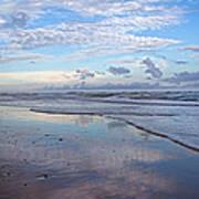 Coastal Reflections Poster