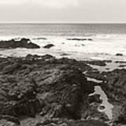 Coastal Tide Poster