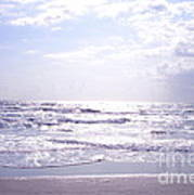 Cocoa Beach Afternoon Poster