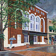 Cocoa Village Playhouse Poster