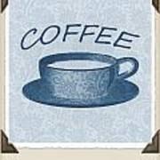 Coffee 1-2 Scrapbook Poster
