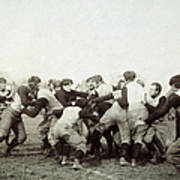 College Football Game, 1905 Poster