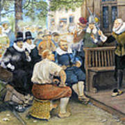Colonial Smoking Protest Poster