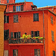 Color In Provence Poster