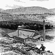 Colorado: Durango, 1883 Poster