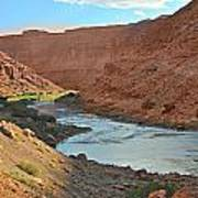 Colorado River Canyon 1 Poster