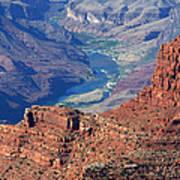 Colorado River I Poster