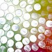 Colorful Straws Poster
