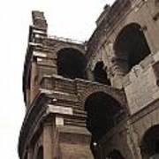 Coloseum Rome Poster
