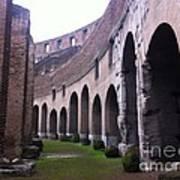 Colosseum Vomitorium Poster