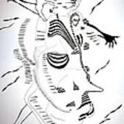 Comoros Islands Dance Poster
