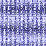 Complex Maze Poster