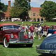 Concours D' Elegance 4 Poster