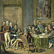 Congress Of Vienna, 1815 Poster