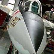 Convair F-106b Poster