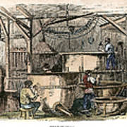 Coppersmiths, C1865 Poster