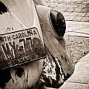 Corner Parking Poster
