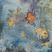 Cosmic 25 No.1 Poster by Rita Bentley