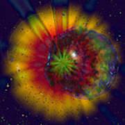 Cosmic Light Poster