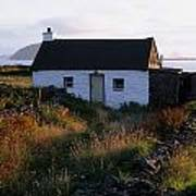 Cottage, Near Dunquin, Dingle Poster