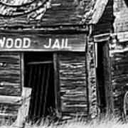 Cottonwood Jail Poster
