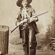 Cowboy, 1880s Poster