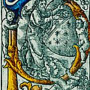 Creation Giunta Pontificale 1520 Poster