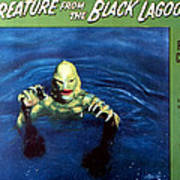 Creature From The Black Lagoon, 1954 Poster by Everett