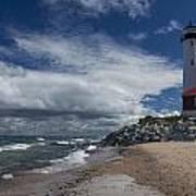 Crisp Point Lighthouse 5 Poster