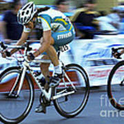 Criterium Bicycle Race 3 Poster