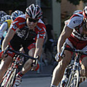 Criterium Bicycle Race 7 Poster