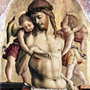 Crivelli: Pieta Poster
