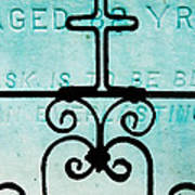Crosses Voided Poster