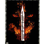 Cruel Dragon King Of Scotland Poster