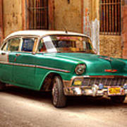 Cuban Cars  Poster