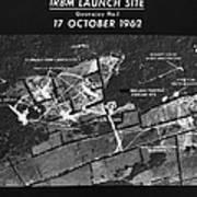 Cuban Missile Crisis, 1962 Poster