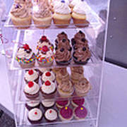 Cupcake Anyone Poster