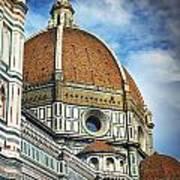 Cupola Di Santa Maria Poster