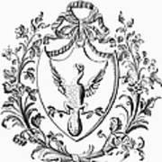 Custis: Coat Of Arms Poster