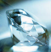 Cut Diamond Poster